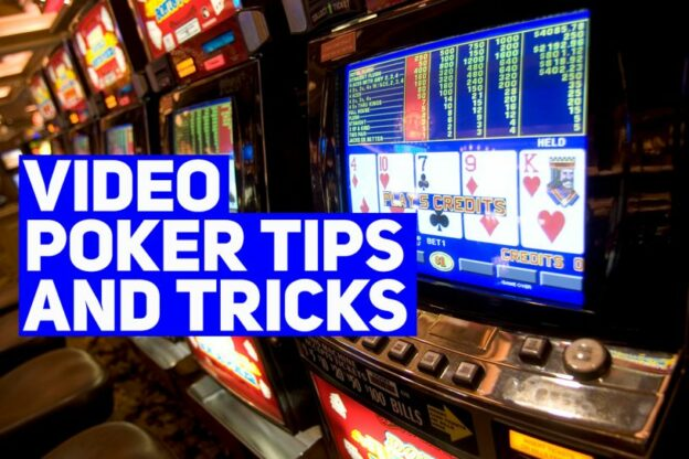 My Video Poker Tips
